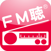 Androidアプリ「FM聴 for FMちゅーピー」のアイコン