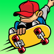 Androidアプリ「Bay Skate」のアイコン