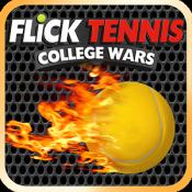 Androidアプリ「Flick Tennis」のアイコン