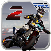 Androidアプリ「SuperBikers 2 Free」のアイコン