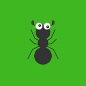 Androidアプリ「ありさん大冒険 みんな遊べる無料アプリ」のアイコン