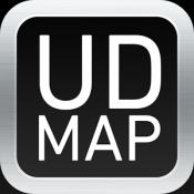 Androidアプリ「つくばUDマップ」のアイコン