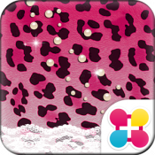 Androidアプリ「キュート壁紙 Pretty Pink Leopard」のアイコン