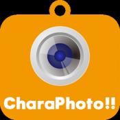 Androidアプリ「キャラフォト!!」のアイコン