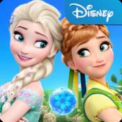 Androidアプリ「アナと雪の女王: Free Fall」のアイコン