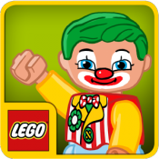 Androidアプリ「LEGO® DUPLO® Circus」のアイコン