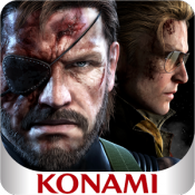 Androidアプリ「METAL GEAR SOLID V: GZ」のアイコン