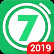 Androidアプリ「7分フィットネス 【無料ダイエット 体重管理】」のアイコン