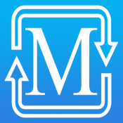 Androidアプリ「ローマ数字-アラビア数字変換 - ローマ数字コンバータ」のアイコン