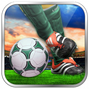 Androidアプリ「Real Football 2014」のアイコン