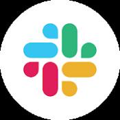 Androidアプリ「Slack」のアイコン