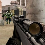 Androidアプリ「Sniper Hero - Shooting Game」のアイコン