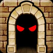 Androidアプリ「Dungeon Flicker(ダンジョンフリッカー)」のアイコン