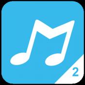 Androidアプリ「音楽連続再生ビデオプレイヤー: MixerBox 2」のアイコン