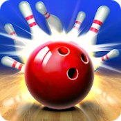 Androidアプリ「Bowling King」のアイコン