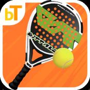 Androidアプリ「パドルテニスゲーム」のアイコン