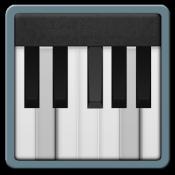 Androidアプリ「ピアノの和音を学ぶ」のアイコン