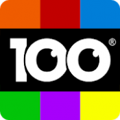 Androidアプリ「100 PICS Quiz - guess the picture trivia games」のアイコン