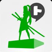 Androidアプリ「オークションより簡単、フリマアプリ「フィギュアのトフリ」」のアイコン