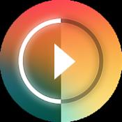 Androidアプリ「Skin for Poweramp KK TRSPRNT」のアイコン