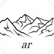Androidアプリ「PeakFinder AR」のアイコン