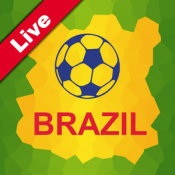 Androidアプリ「Brazil 2014. World cup guide」のアイコン