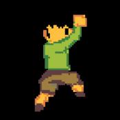 Androidアプリ「スギちゃんの冒険」のアイコン