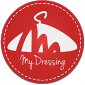 Androidアプリ「My Dressing - Penderie & Mode」のアイコン