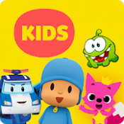Androidアプリ「Kakao Kids - Best Fun & Edu App」のアイコン