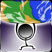 Androidアプリ「地球死守!」のアイコン
