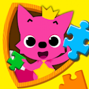 Androidアプリ「Pinkfong Puzzle Fun」のアイコン