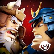 Androidアプリ「サムライ大合戦【無料戦国リアルタイムストラテジーRPG】」のアイコン