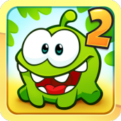 Androidアプリ「Cut the Rope 2 (カット・ザ・ロープ2)」のアイコン
