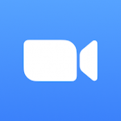Androidアプリ「ZOOM Cloud Meetings」のアイコン