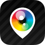 Androidアプリ「PhotoPlace」のアイコン