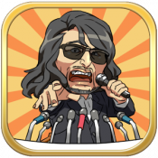 Androidアプリ「記者会見でも聞こえてる?」のアイコン