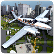 Androidアプリ「Flight Sim BeachCraft City」のアイコン