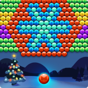 Androidアプリ「Bubble Shooter: Christmas day」のアイコン
