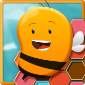 Androidアプリ「Disco Bees」のアイコン