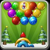 Androidアプリ「バブル雪だるま- Bubble snowman」のアイコン