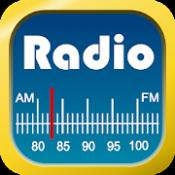 Androidアプリ「FM ラジオ (Radio FM)」のアイコン