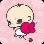 Androidアプリ「チョコラ♥ベイベーとあそぼ♪」のアイコン
