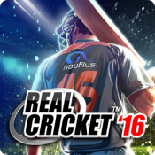 Androidアプリ「Real Cricket ™ 16」のアイコン
