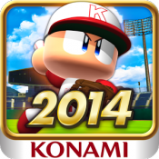 Androidアプリ「パワフルプロ野球TOUCH2014」のアイコン