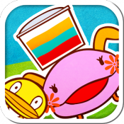 Androidアプリ「森のジュース屋さん」のアイコン