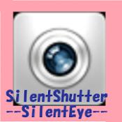 Androidアプリ「無音カメラ SilentEye」のアイコン