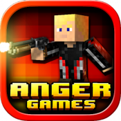 Androidアプリ「Anger Games - hunger survival」のアイコン