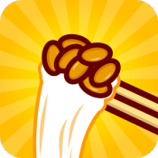 Androidアプリ「伸ばせ!納豆!」のアイコン
