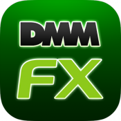 Androidアプリ「DMMFX Trade」のアイコン