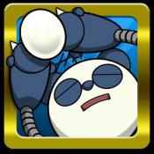 Androidアプリ「レタス次郎ゆで卵フォーム!」のアイコン